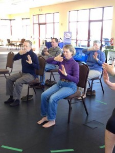 Group Chair Tai Chi