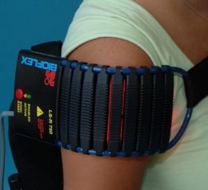 bioflex on arm