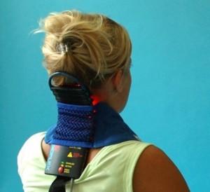 bioflex on neck
